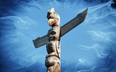 Totems, clans élémentaires chez les indiens-astrologie